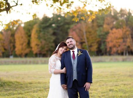 Valley View Farm Wedding | Haydenville, MA | Kevin & Katie