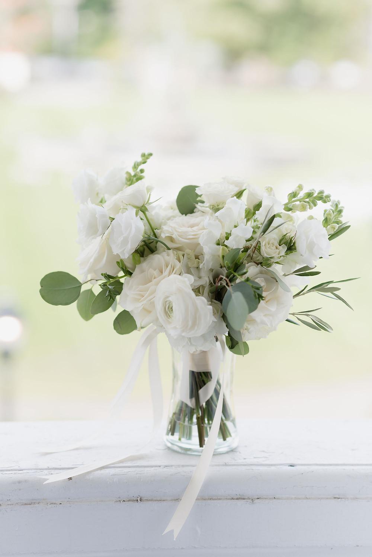bridal bouquet from fleurs petit