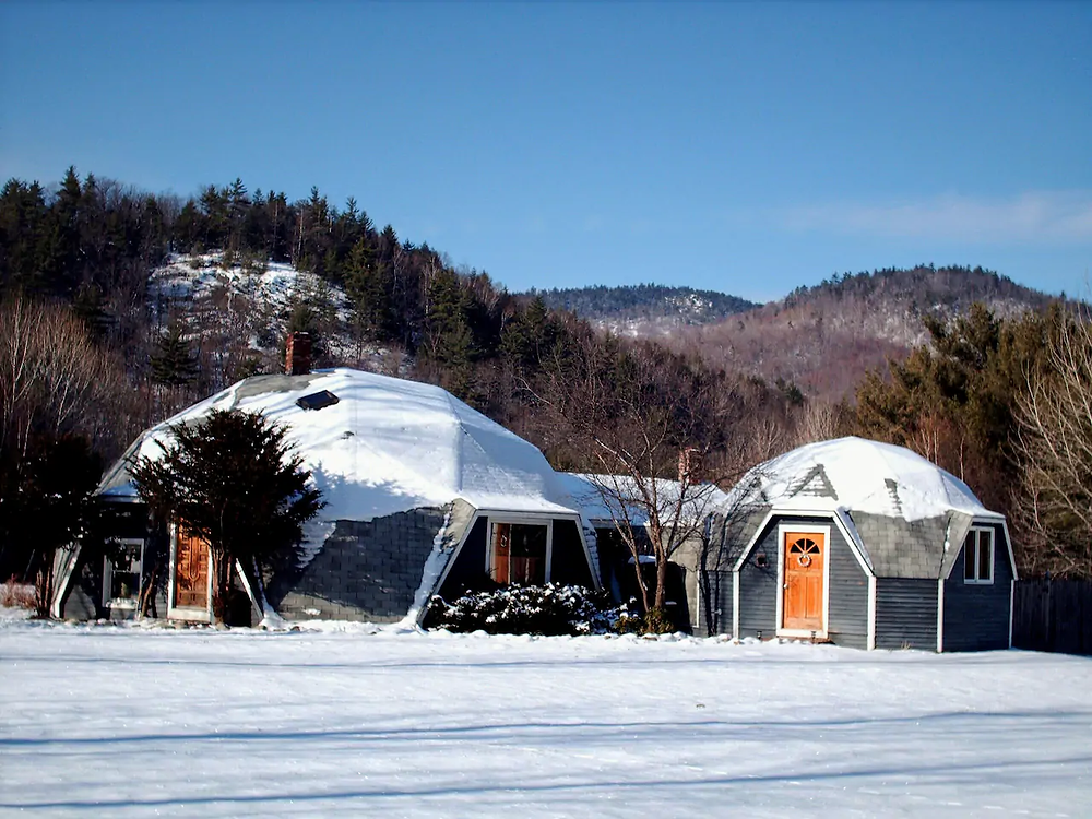 dome airbnb