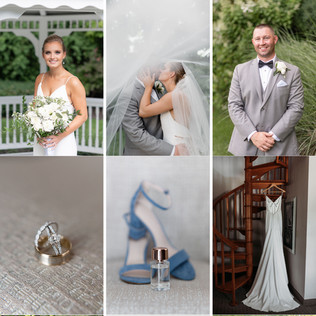 Chocksett Inn Wedding | Amanda & Andrew