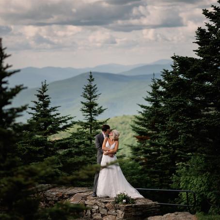 Mount Greylock Elopement | Becca & Justin