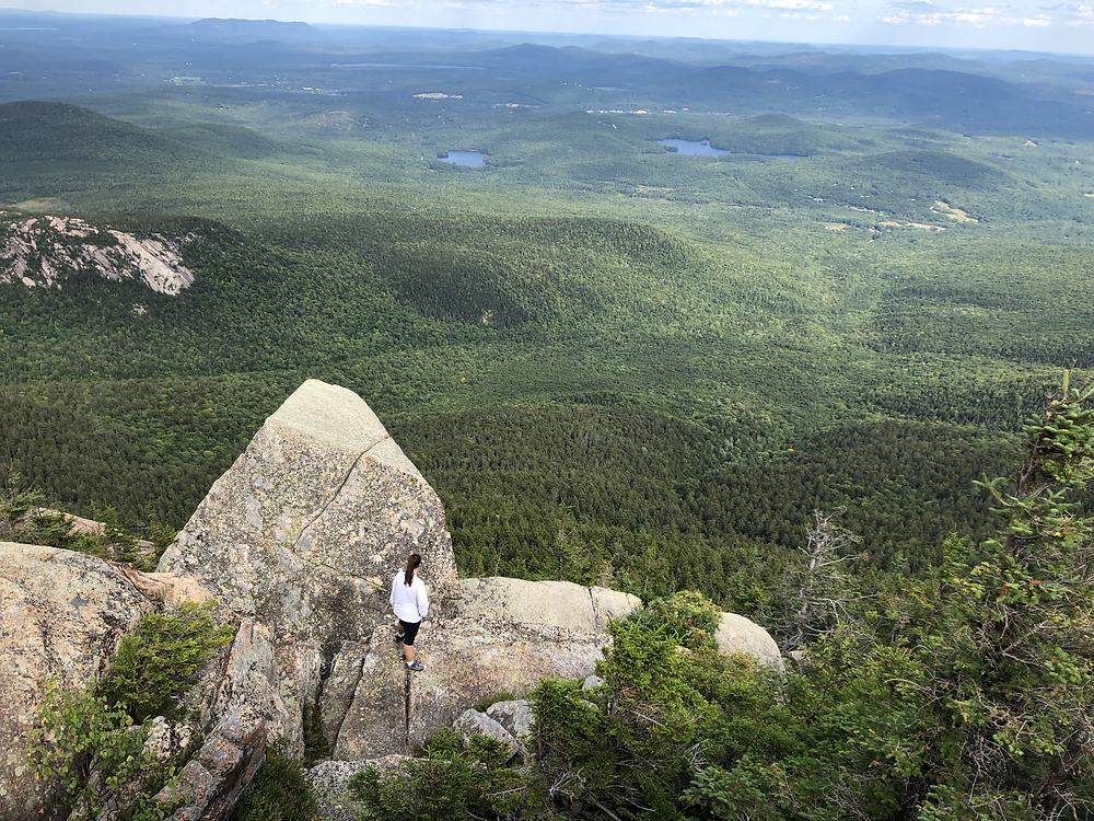 Mount Chocorua summit view
