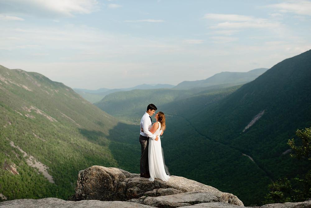 View from Mount Willard