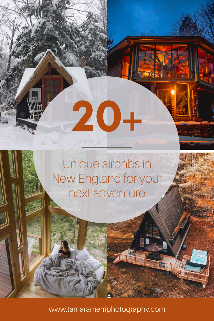 unique airbnbs in new england for your next adventure