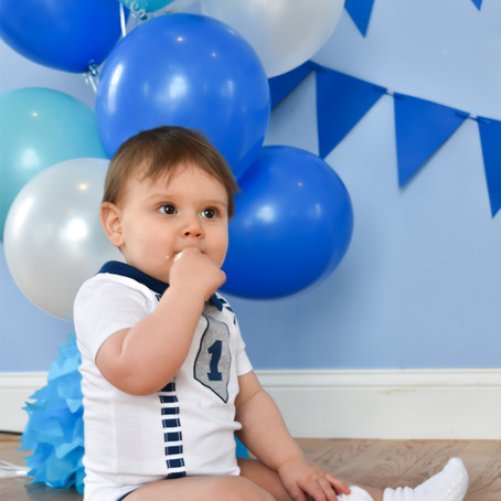 Brady's 1st Birthday | Worcester, MA