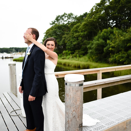 Brookside Club Wedding | Cape Cod, MA | Kasey & Mike