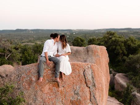Enchanted Rock Elopement   Megan & Kalena