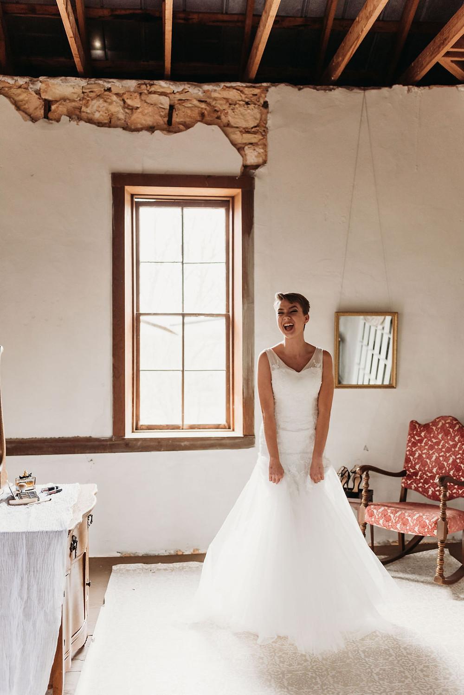 bridal portrait austin texas