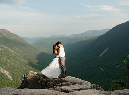 What is an Adventure Elopement? | Massachusetts Elopement Photographer