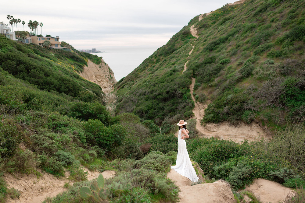 adventure bridal session on the ho chi minh trail