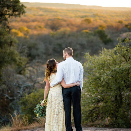 Enchanted Rock Inspired Elopement | Adventure Elopement Photographer