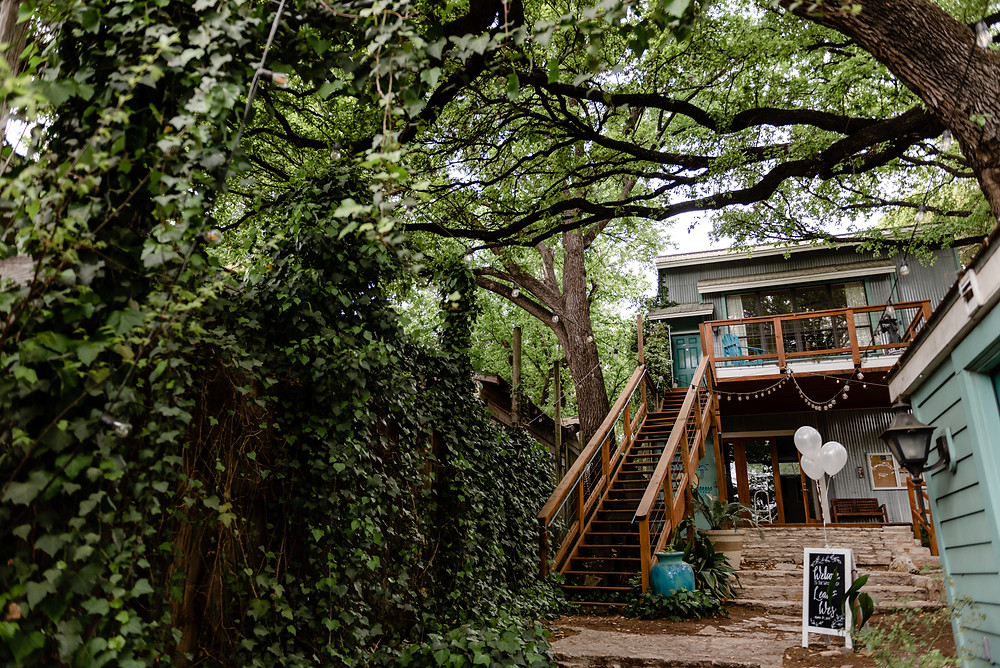 sanctuary event space wedding venue tree house