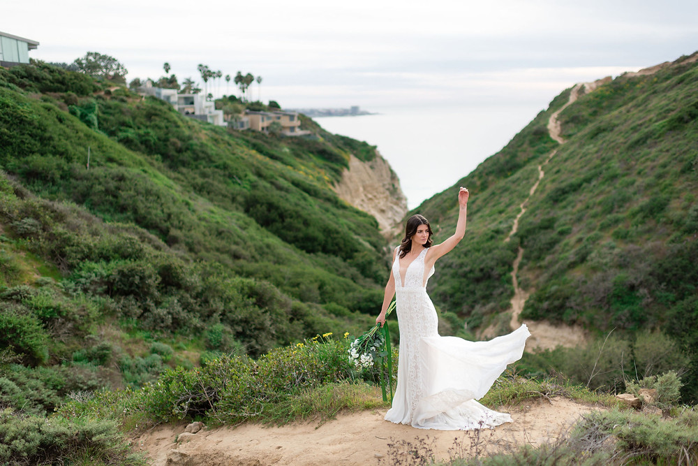 bridal session at ho chi minh trail