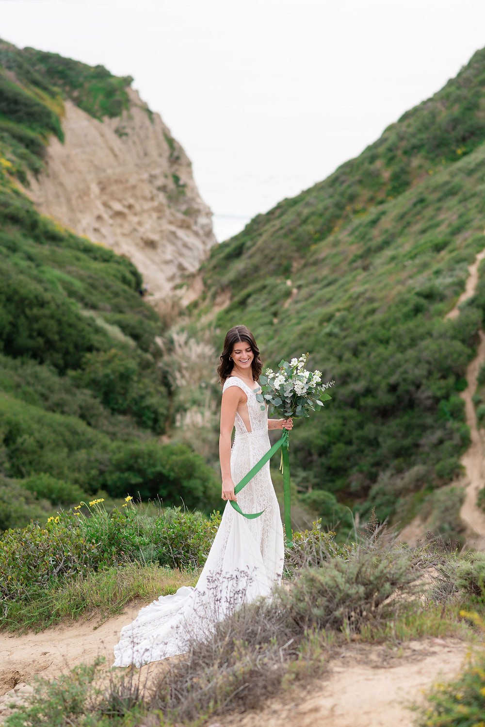 adventure bridal session on ho chi minh trail