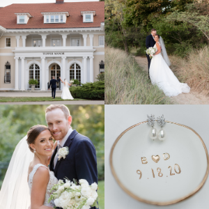 Tupper Manor Wedding | Bridget & Dan