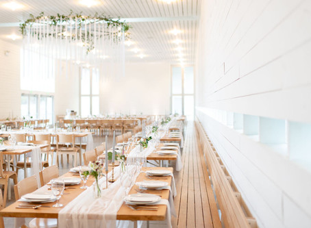 Prospect House : The Best Natural Light Wedding Venue in Austin