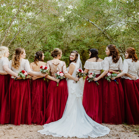 7F Lodge Wedding | College Station, TX | Cassie & Todd