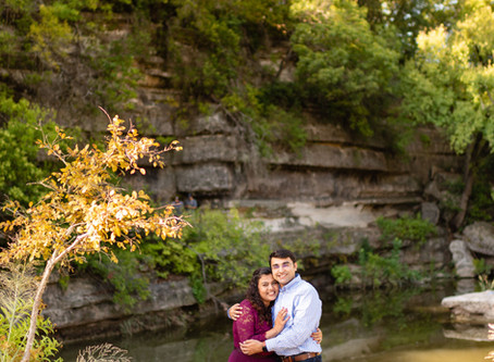 Bull Creek Couple's Session | Tanmay & Anuja