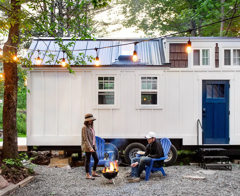 green mountain tiny home trailer