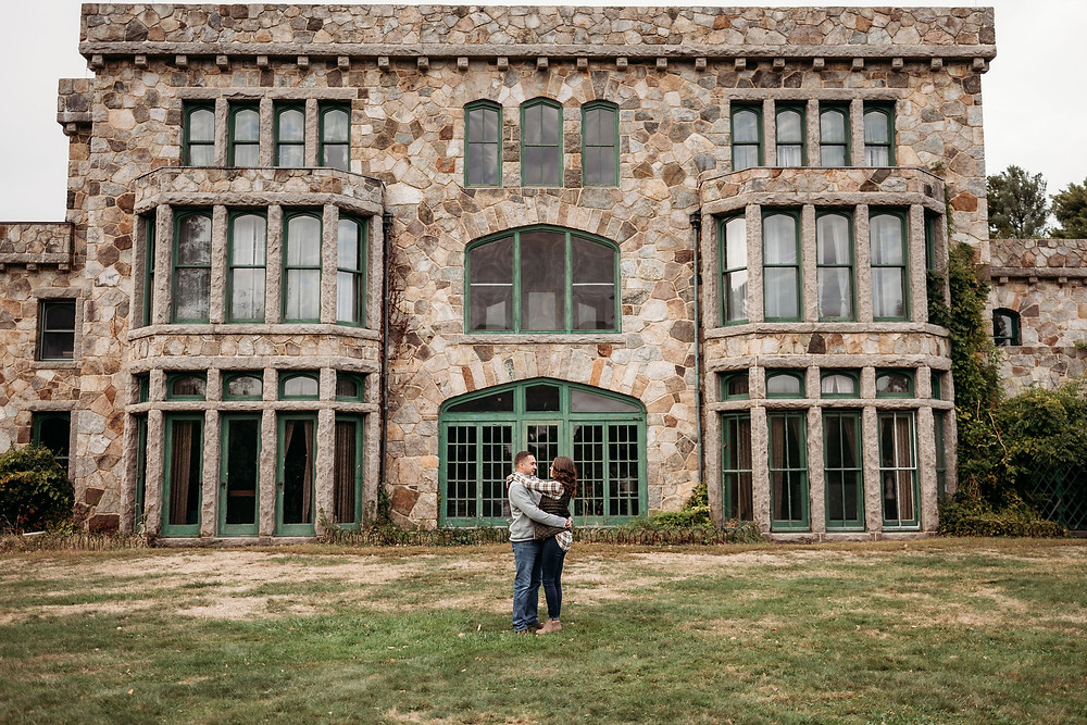 borderland state park historic mansion