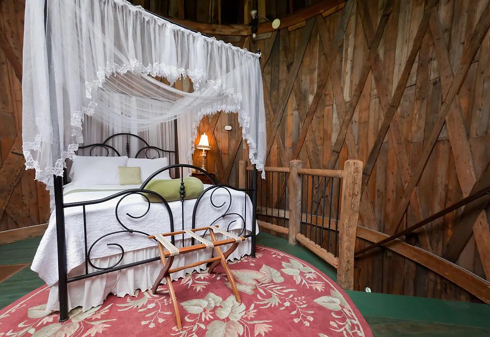 silo studio cottage in Massachusetts