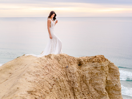 Bridal Session at Ho Chi Minh Trail in San Diego