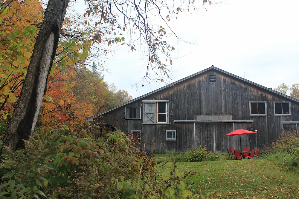 large renovated barn unique lodging
