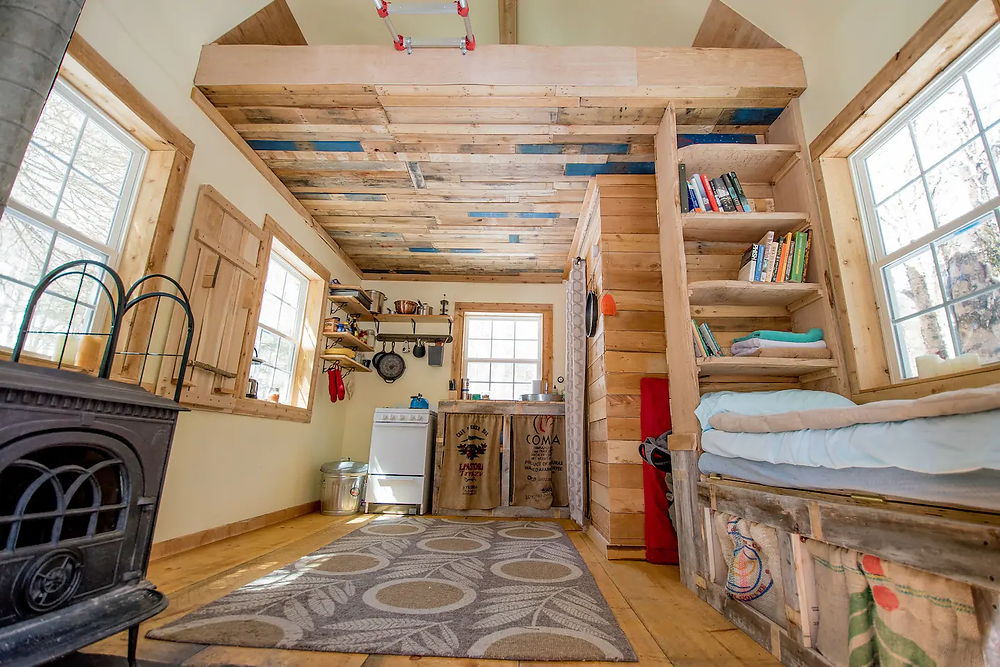 tiny home airbnb