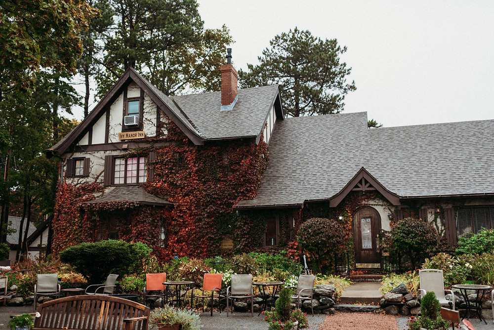 Ivy Manor Inn in downtown Bar Harbor, ME