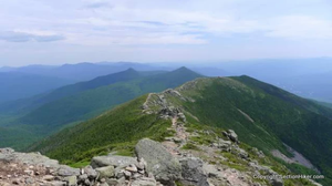 View from Franconia Notch