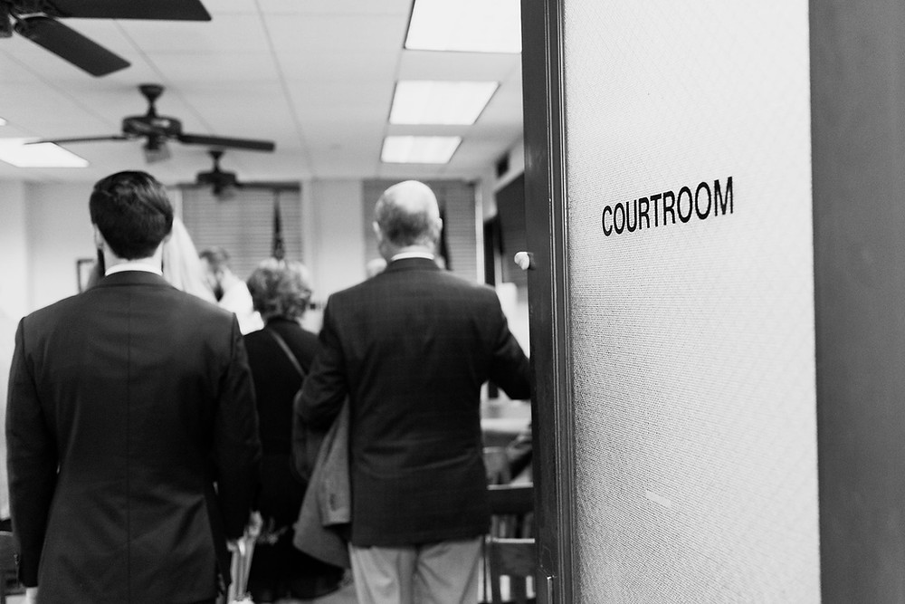 travis county courthouse courtroom