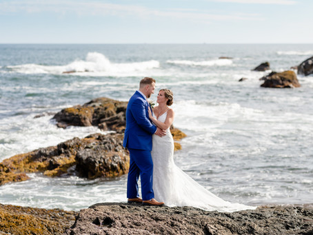 Why York, Maine is the perfect Elopement Location | Maine Elopement Photographer