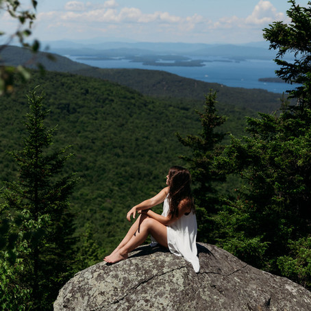 Top 10 Mountain Elopement Locations in New Hampshire | New Hampshire Elopement Photographer