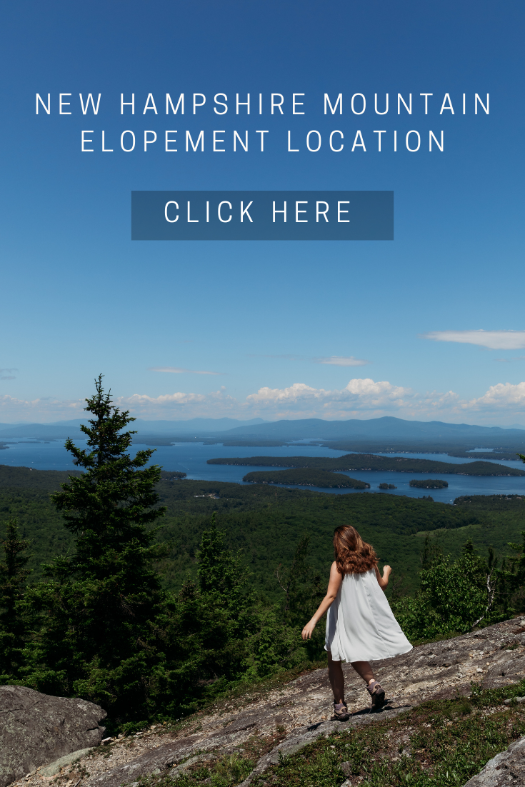 pinterest cover photo for elopement inspiration location in new hampshire