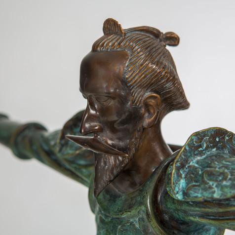 Дон Кихот - сумоист