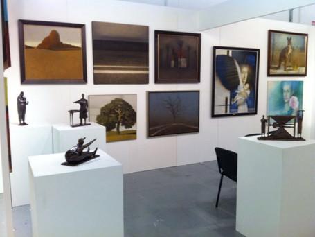 Выставка Affordable Art Fair Milan