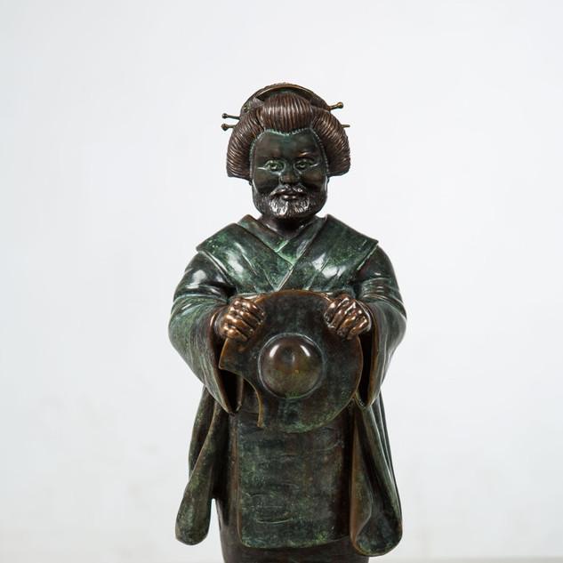 Санчо Панса - гейша