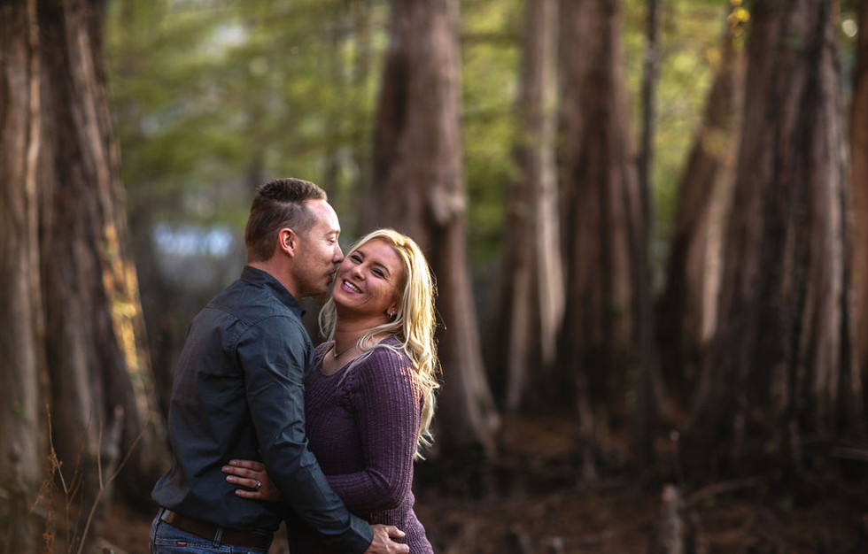 Outdoor, Florida engagement session
