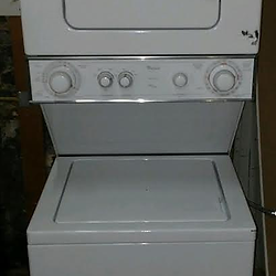 Apartment Size Washer And Dryers Stackable Washer Dryer Combos