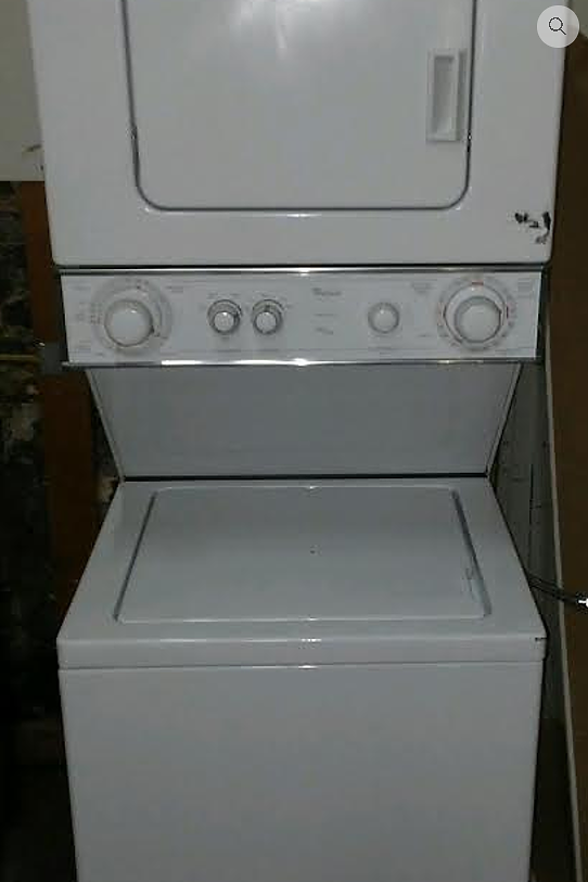 Apartment Size Washer And Dryer. Fullsize Washer Dryer In Every ...