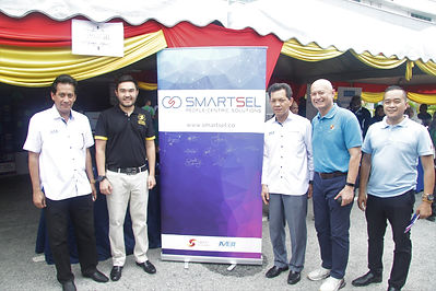 SMARTSEL participation at Raja Muda even