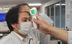 体温管理(非接触型)