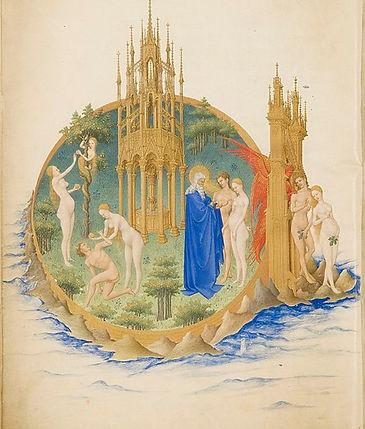 446px-Folio_25v_-_The_Garden_of_Eden.jpg