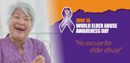 World Elder Abuse Awareness Day 2020 (WEAAD)