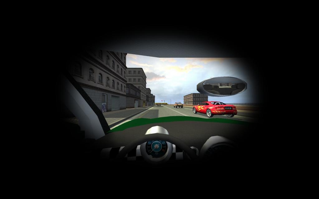 VR - Tunnel Vision