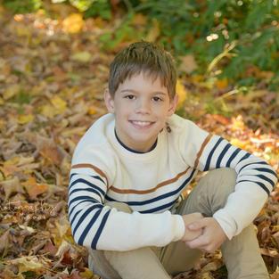 Christopher, grandson