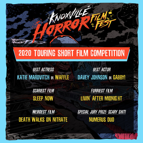 Touring Short Awards