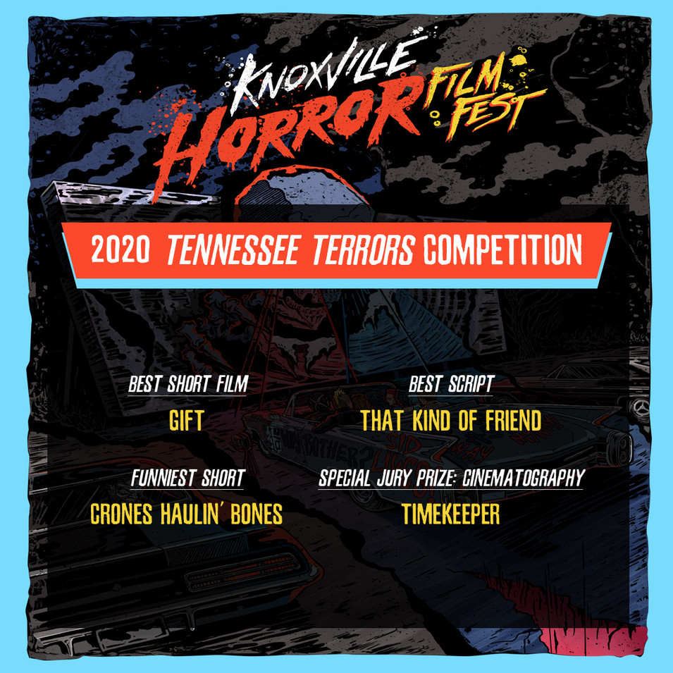Tennessee Terrors Awards