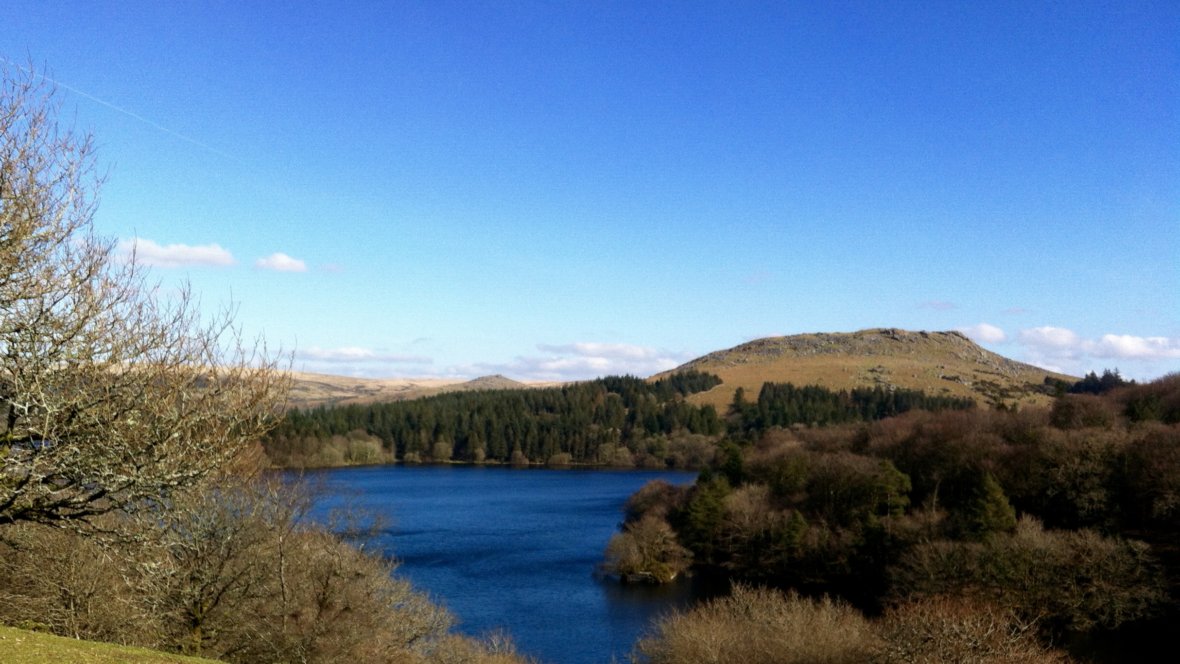 Burrator Reservoir, near Yelverton