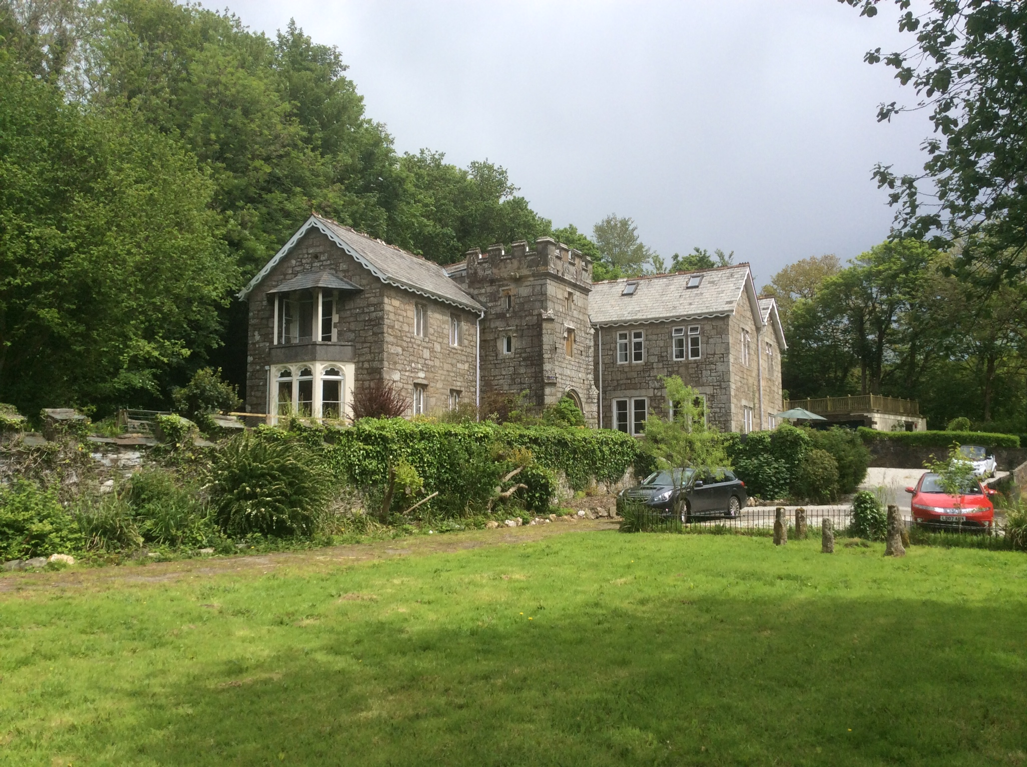 The Priory B&B Tavistock